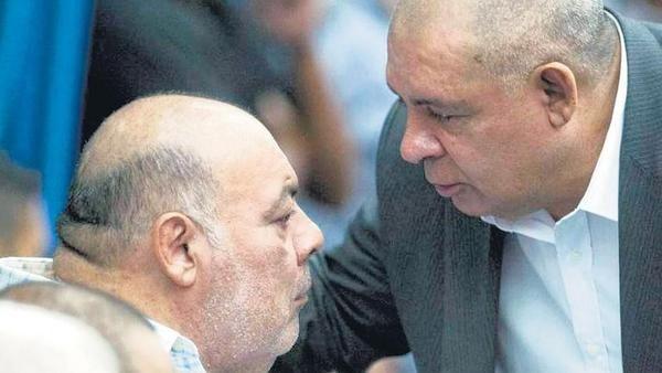"""La justicia sentenció a 10 años de prisión a """"La Chancha"""" y """"El Mono"""""""