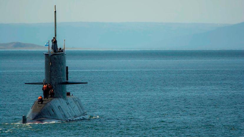 EE.UU abandona la búsqueda del submarino ARA San Juan