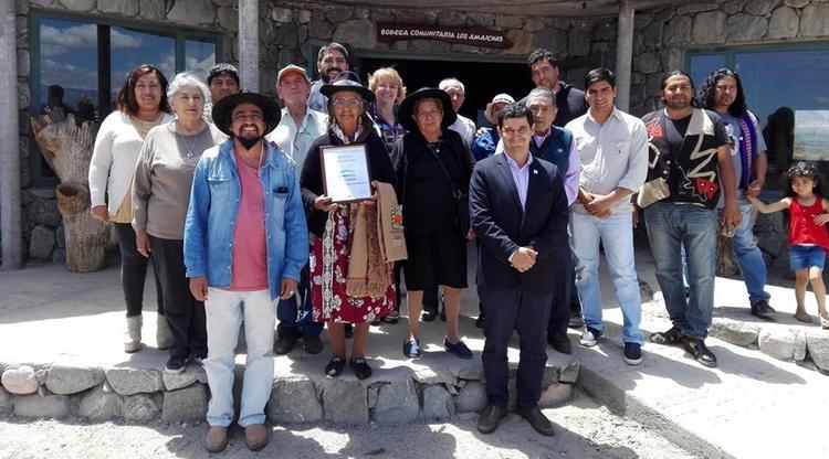 Comunidades Indigenas: Marca Tucumán acompañará a la bodega Los Amaichas