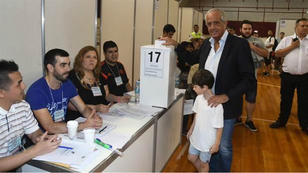 D'Onofrio obtuvo una reelección histórica y será presidente de River hasta 2021