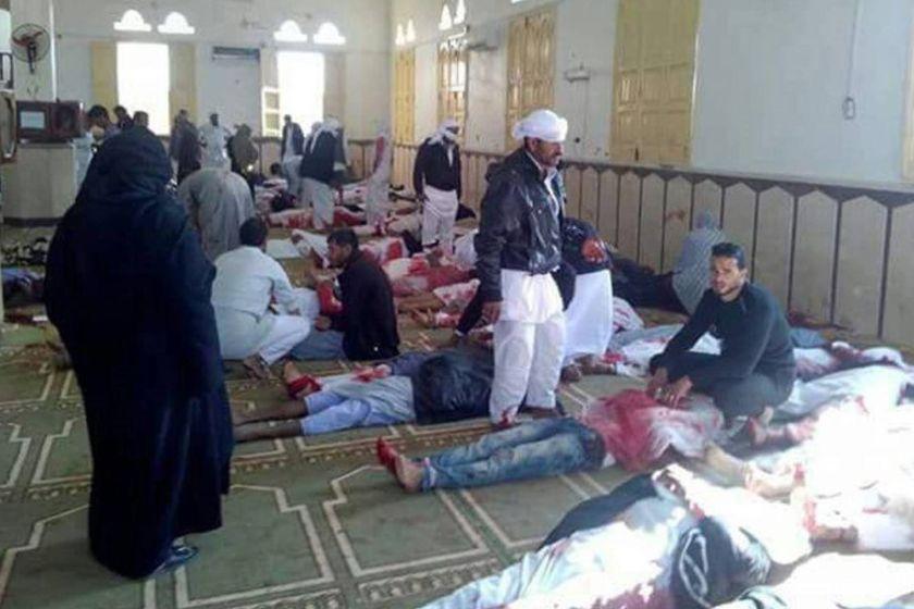 EGIPTO: Ejecutan a 15 personas condenadas por terrorismo