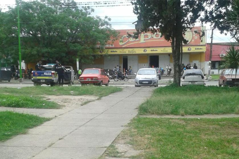 Alarma en Tafí Viejo: amenazaron con robar un supermercado si no les daban mercadería