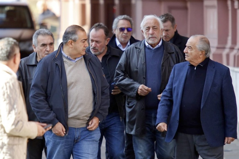 Por la  alta inflación, el Gobierno de Macri le ofreció a la CGT una recomposición salarial de 5%
