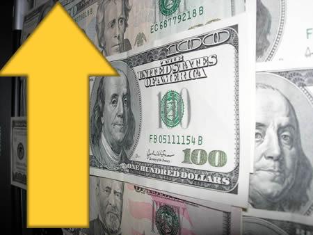 El dólar cerró en $ 25,58 y logro un nuevo record
