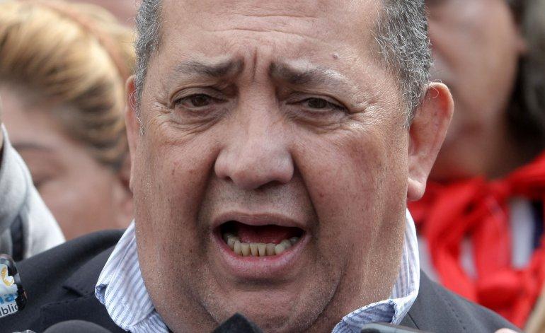 """D'Elía : """"A Macri hay que fusilarlo en la Plaza de Mayo"""""""