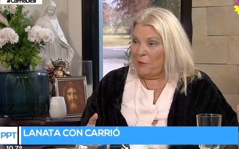 """"""" Lealtad a CAMBIEMOS"""": Carrió reveló que le propusieron """"hacer una alianza con algunos peronistas"""""""