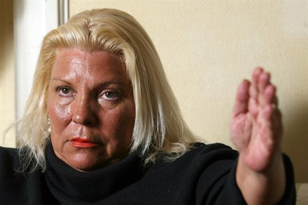 Lilita Carrió le pide a la clase media que dé más PROPINAS para superar la crisis