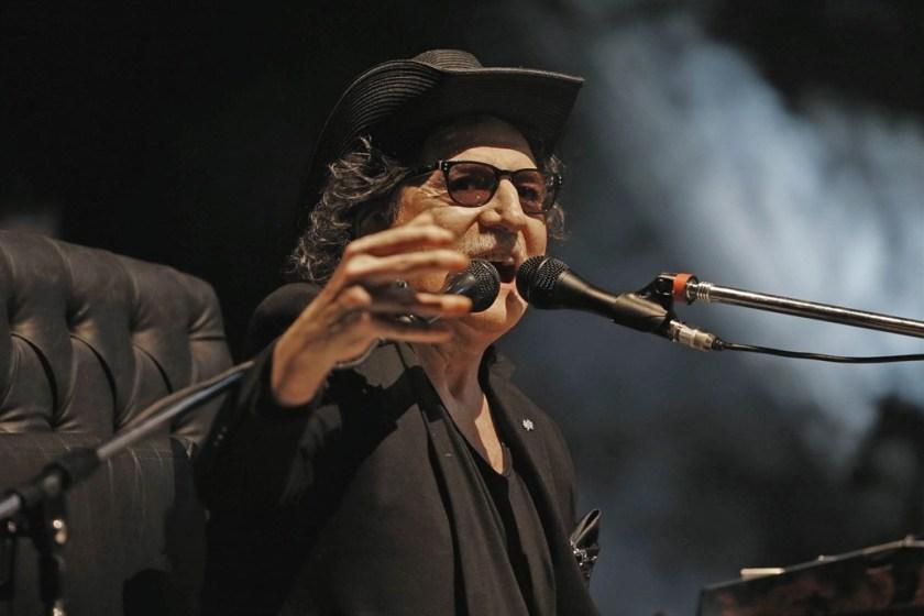 Charly García insultó al presidente Macri durante su segundo show en Córdoba