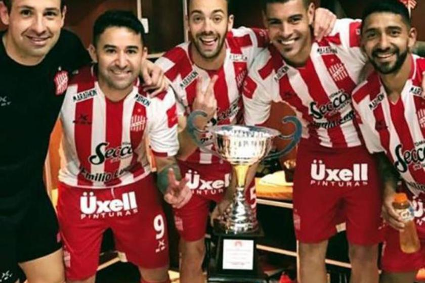 San Martín festejó en el clásico ante Atlético