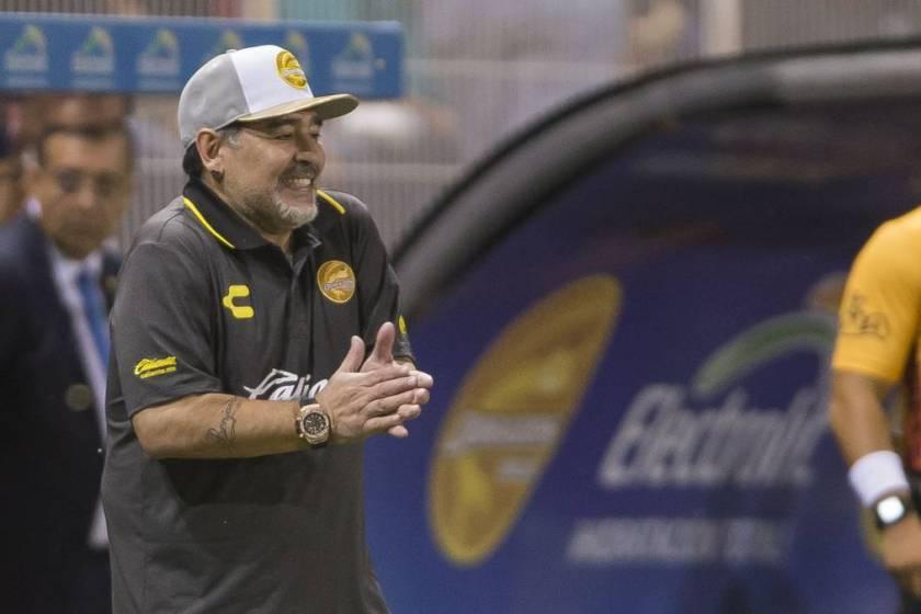 Maradona y Dorados, a un paso del título en el Ascenso MX