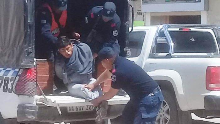 JUJUY: COMUNIDADES ORIGINARIAS DENUNCIAN DETENCIONES DURANTE UNA PROTESTA EN TILCARA