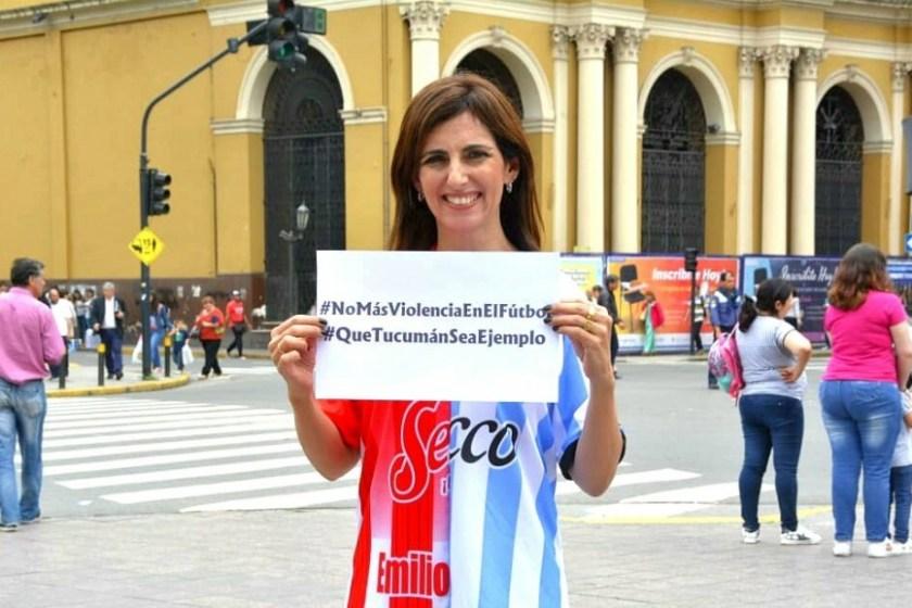""""""" CLASICO """" : Los políticos tucumanos juegan para el equipo de la paz en la previa de Atlético-San Martín"""