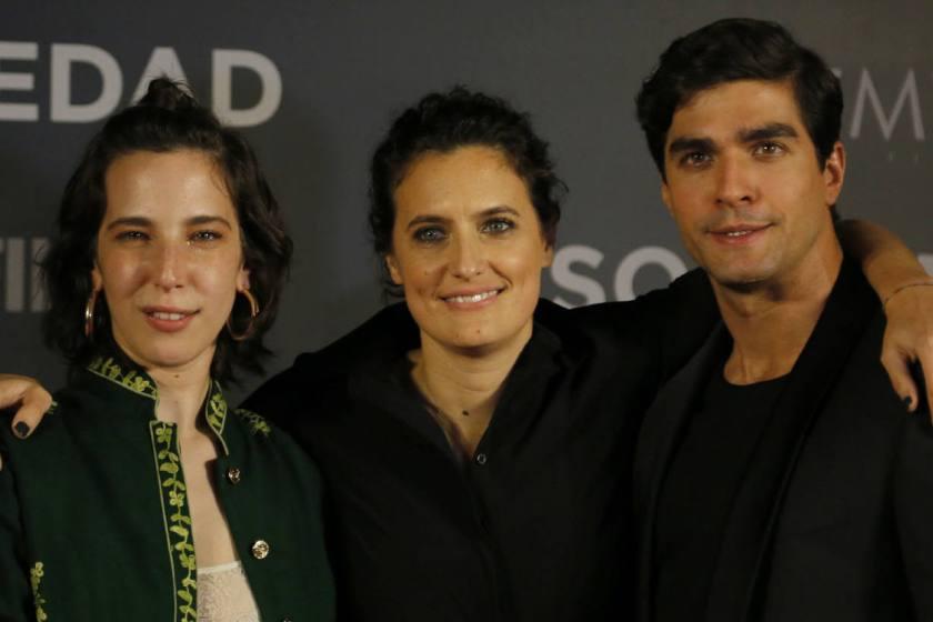 Agustina Macri la hija del presidente fue premiada por su película en Barcelona