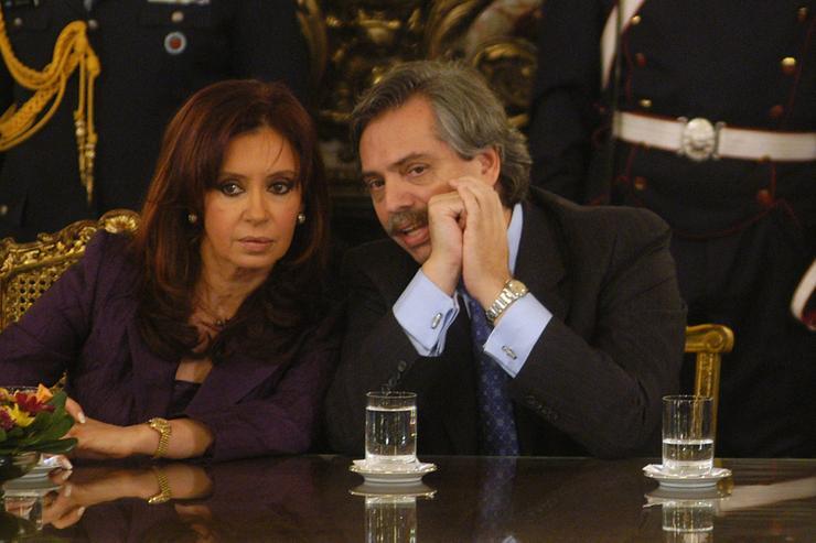 ESTRATEGIA ELECTORAL: Cristina Kirchner anunció que se presentará como candidata a vicepresidenta de Alberto Fernández