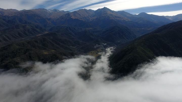 Cuando una gestion eficiente , trasciende un mandato politico: Parque Nacional Aconquija, uno de los grandes atractivos del noroeste argentino