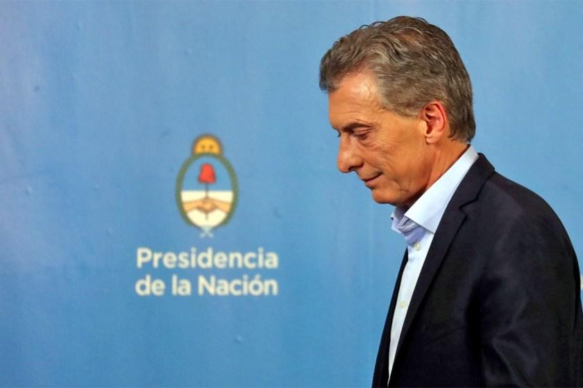 El presidente Macri acepta regular por ley los alquileres, pero no las deudas hipotecarias