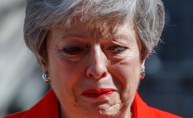 INGLATERRA: May anunció su dimisión para el próximo 7 de junio