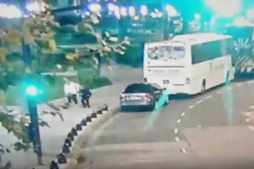 (VIDEO) Asi atacaron a Olivares y Yadon