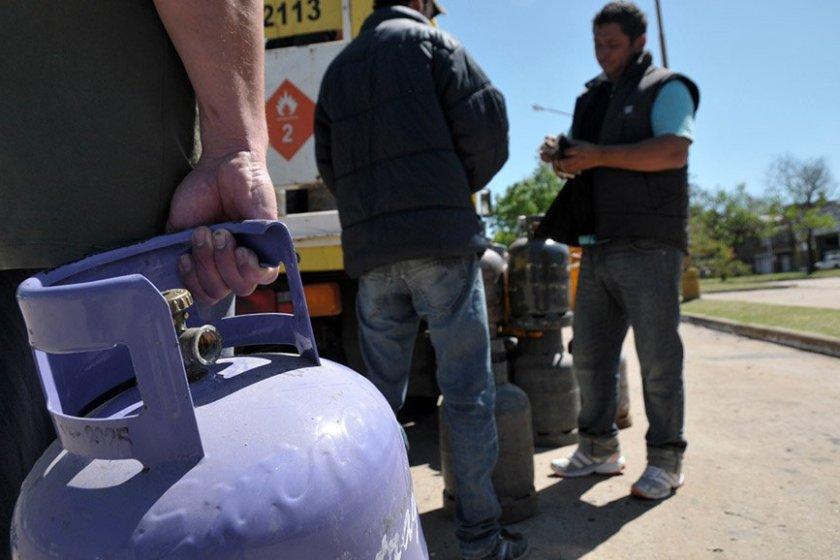 UN PAIS CADA VEZ MAS DESIGUAL: El precio de la garrafa de gas vuelve a aumentar en julio