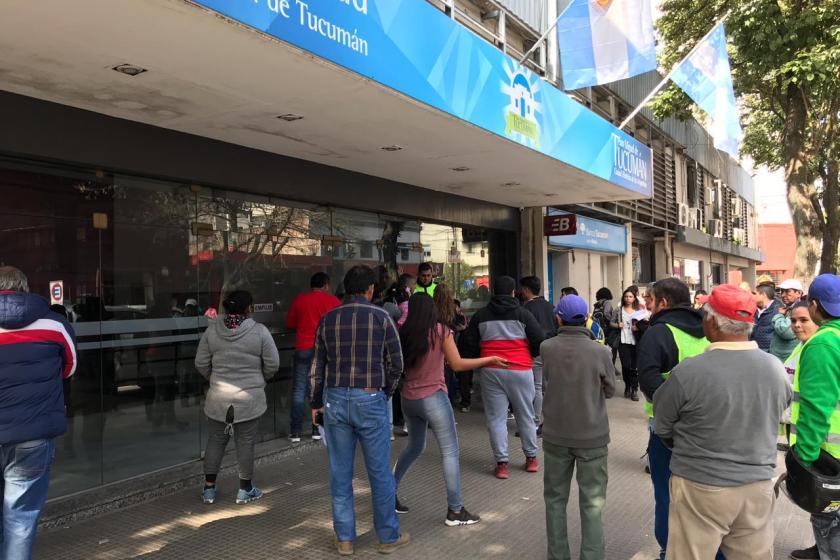 El clientelismo de CAMBIEMOS en Tucuman reparte millones