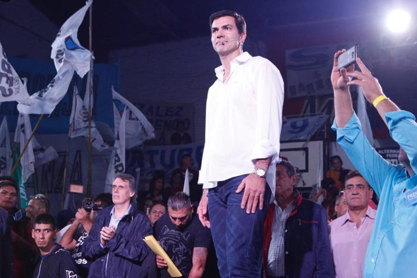 """Juan Manuel Urtubey: """"Yo creo que la Argentina se construye saliendo de la polarización Macri o Cristina  """""""