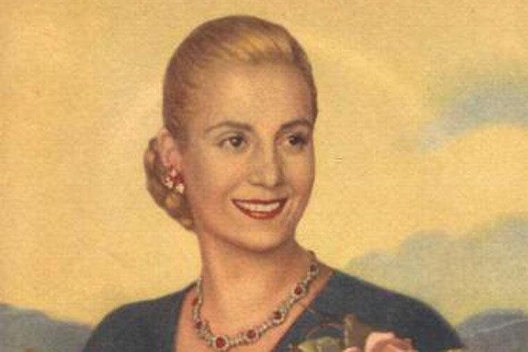 """Aniversario de la muerte de Eva Duarte de Perón: """" La abanderada de los humildes """""""