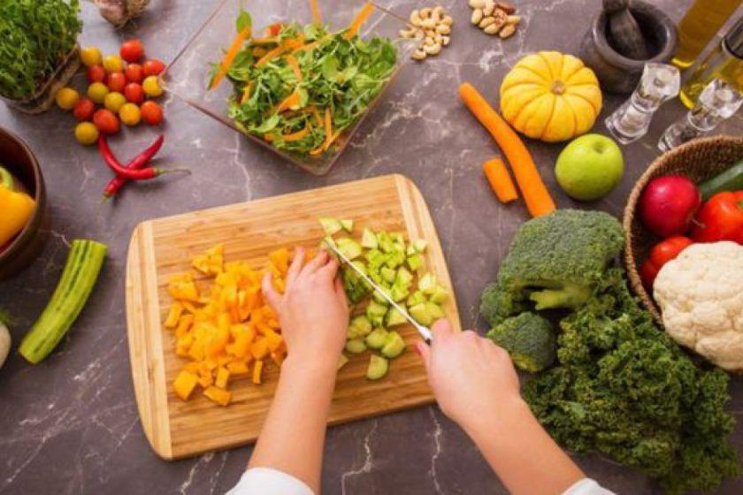 VEGANOS: Privarse de comer alimentos de origen animal