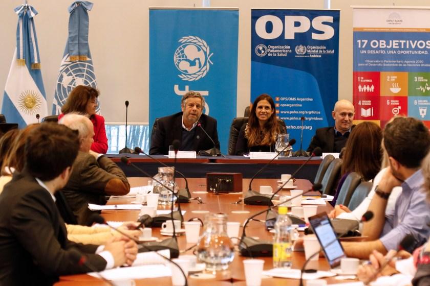 El secretario de Salud de la la Nacion presentó las políticas sanitarias desarrolladas para la prevención de la obesidad en jornada del Congreso de la Nación