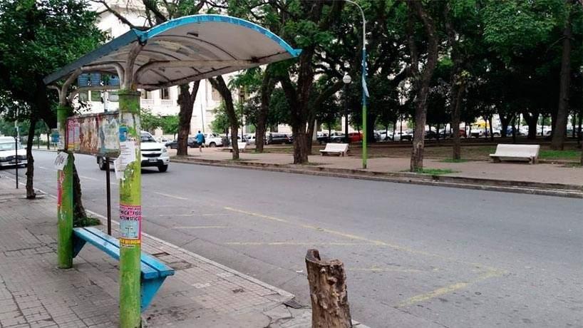PARO DE COLECTIVOS PARA EL VIERNES 12