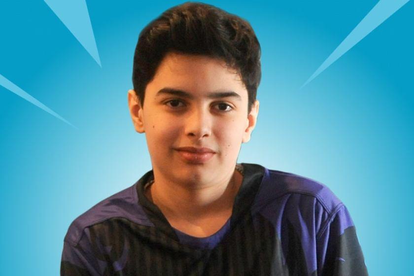 Con 13 años ganó casi un millón de dólares en el mundial de Fortnite