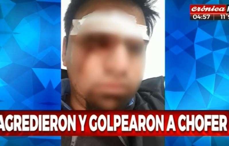 BUENOS AIRES: Paro en la línea 203 por salvaje agresión a chofer