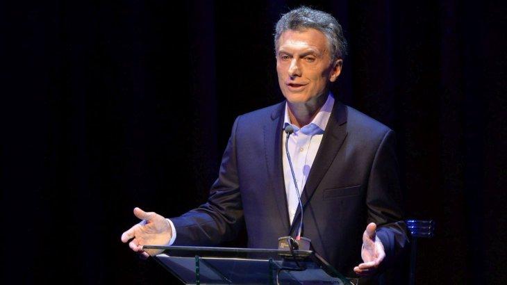 Macri habla en la Asociacion Empresaria Argentina(VIVO)