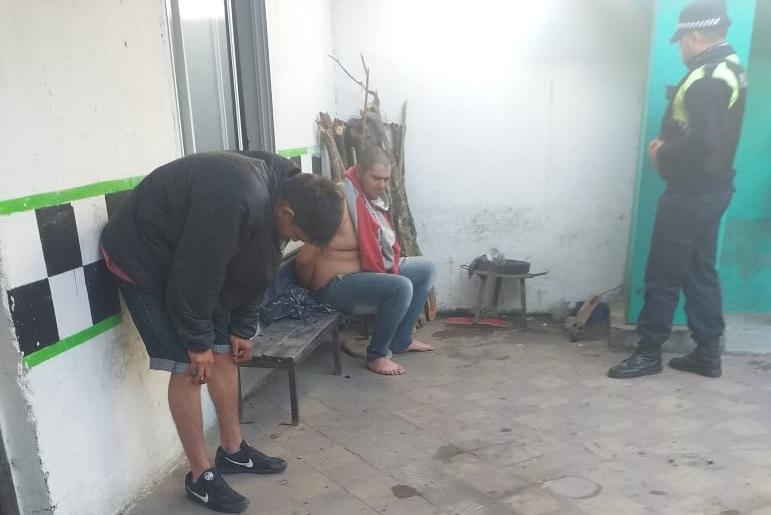 Atraparon a los acusados de incendiar los ranchos de Simoca