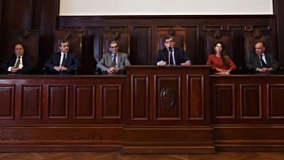 ESCANDALO JUDICIAL: La Corte ordena la investigación de todo el personal del Juzgado N°5
