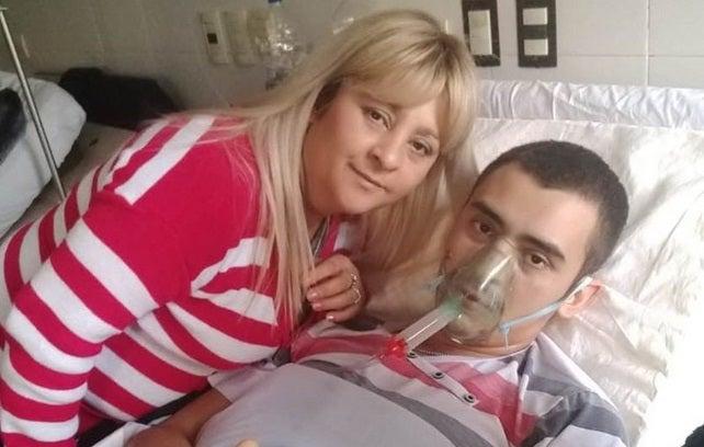 Murio el cadete de la policía que estaba grave, la familia no descarta que haya sufrido maltratos