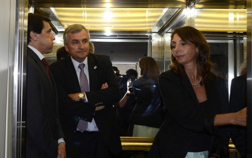 El gobierno de Morales intimidó a periodistas de Jujuy
