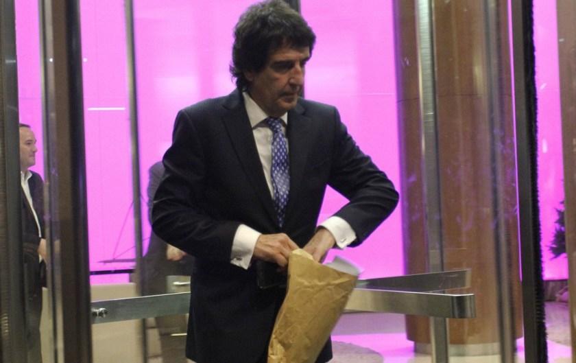 El economista Carlos Melconian, dispuesto a colaborar en el gabinete de Alberto