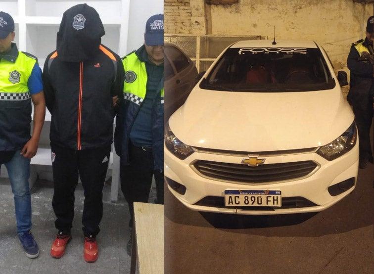 Detienen a un empleado del LAWN TENNIS que robó cientos de miles de pesos en la sede