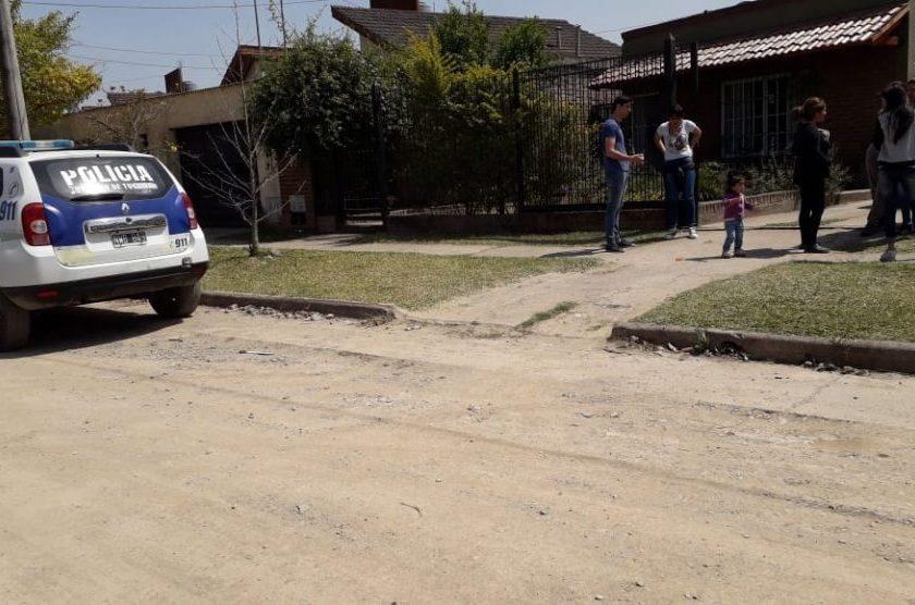 Según la fiscal, los abuelos mataron a la beba y el padre la arrojo a lo del vecino