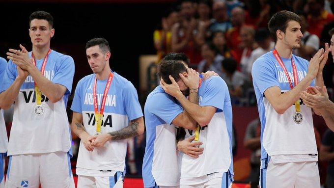 Argentina alcanzó el subcampeonato en el mundial de Basquet por segunda vez en la historia