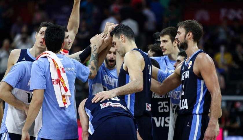 BASQUET: ¡Argentina se clasificó a los Juegos Olímpicos!