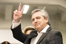 Encuesta récord para Alberto Fernández