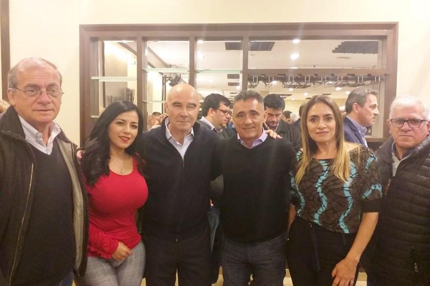 Con la presencia del candidato a presidente Gomez Centurión, Fuerza Republicana lanzo su campaña para las elecciones de octubre