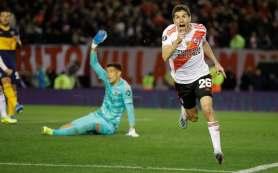 River le ganó 2 a 0 a Boca en la primera semifinal de la Copa Libertadores