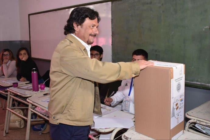 Sáenz, el candidato más votado por los salteños para la gobernación