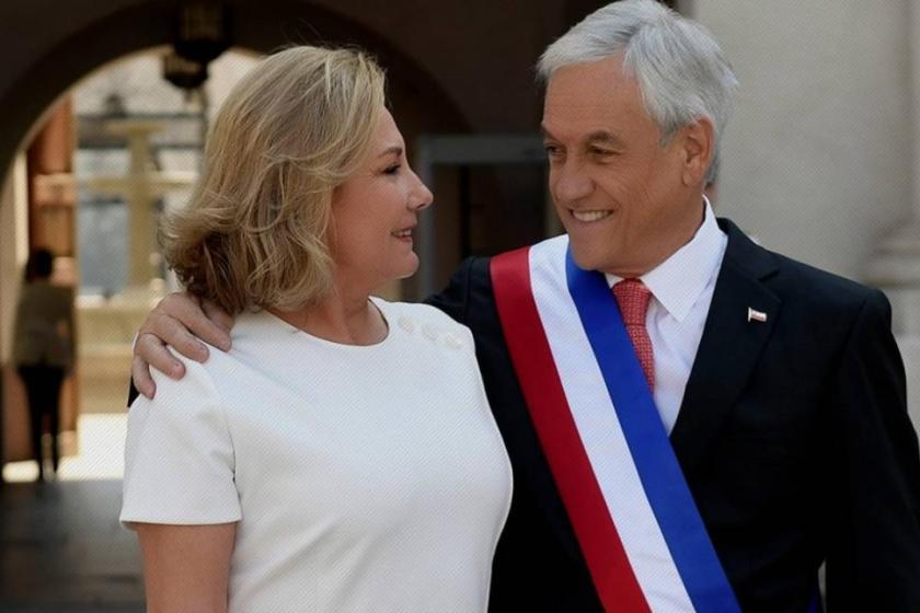 """Cecilia Morel, esposa de Piñera: """"Estamos absolutamente sobrepasados, es como una invasión alienígena"""""""