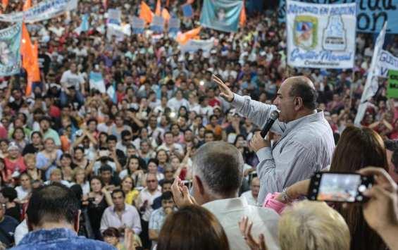 Manzur convoca a un multitudinario acto en Plaza Independencia