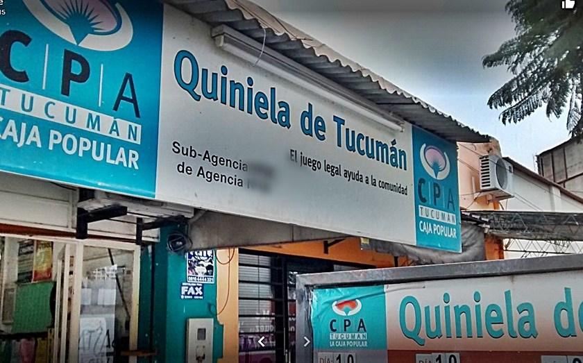 """"""" En Tucuman, el juego clandestino celebra"""": La Caja Popular retorna en la Quiniela a la carga manual de datos"""