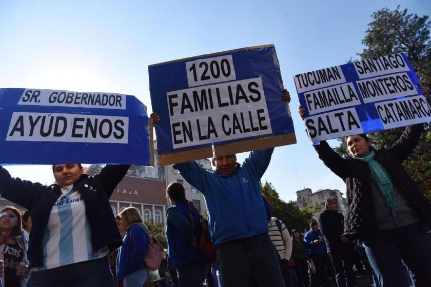 Emilio Luque no abonaría los sueldos de agosto y septiembre y dice que es por culpa de los empleados