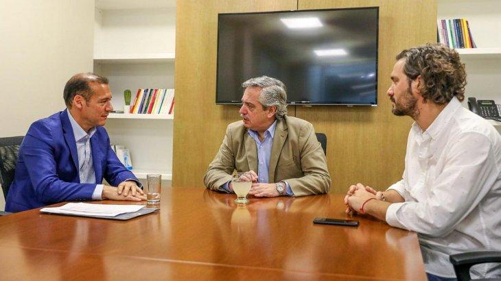 El presidente electo Alberto Fernández se acerca a los gobernadores opositores para garantizarse gobernabilidad y leyes